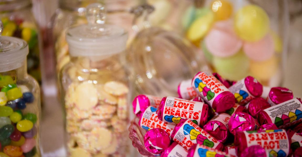 Gallery picture - weddings - sweets